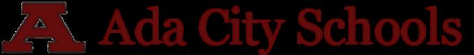 Ada City Schools logo