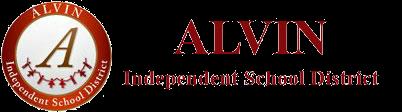 Alvin Independent School District logo