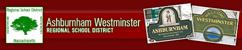 Ashburnham-Westminster Regional School District  logo
