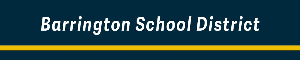 Barrington School District logo