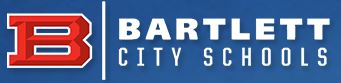Bartlett City Schools logo