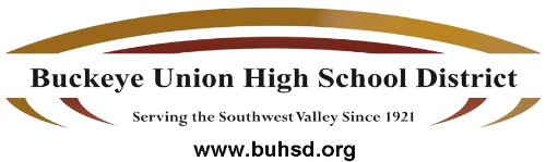 Buckeye Union High School District logo