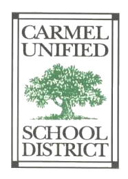 Carmel Unified School District logo