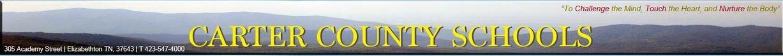 Carter County Schools logo