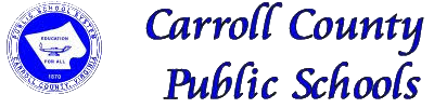 Carroll County Public School District logo