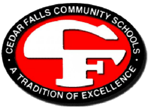 Cedar Falls Community School District  logo