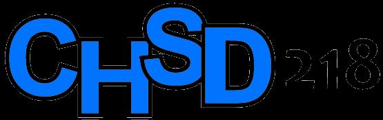 Community High School District #218 logo