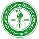 Churchill County School District logo