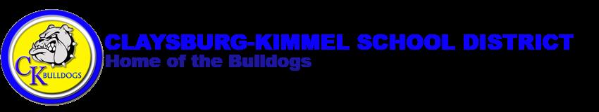 Claysurg-Kimmel School District logo