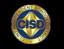 Clint ISD logo