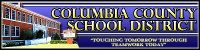 Columbia County School District logo