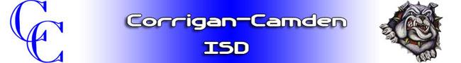 Corrigan-Camden ISD logo
