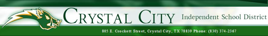 Crystal City ISD logo
