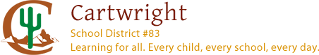 Cartwright Elementary School District logo