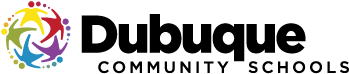 Dubuque Community Schools logo