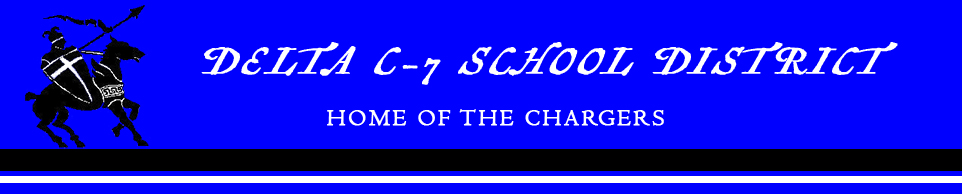Delta C-7 School District logo