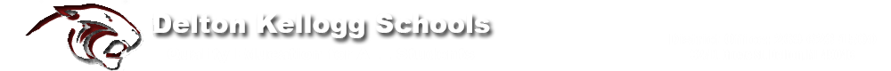 Delton Kellogg Schools logo