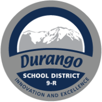 Durango School District 9-R logo