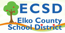 Elko County School District logo