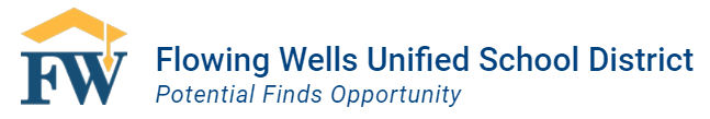 Flowing Wells USD logo