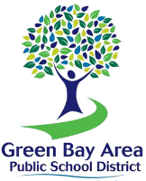 Green Bay Area Public School District logo