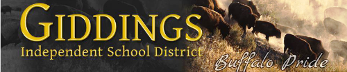 Giddings ISD logo