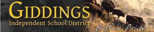 Giddings ISD logo
