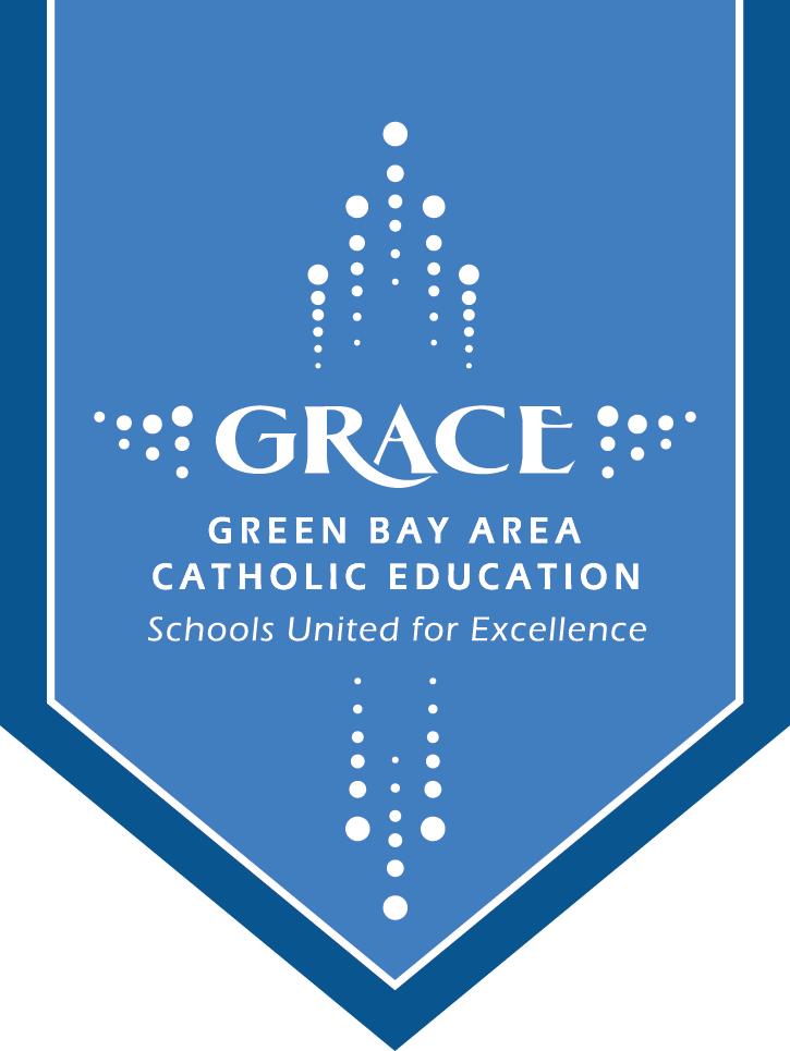 Green Bay Area Catholic Education logo