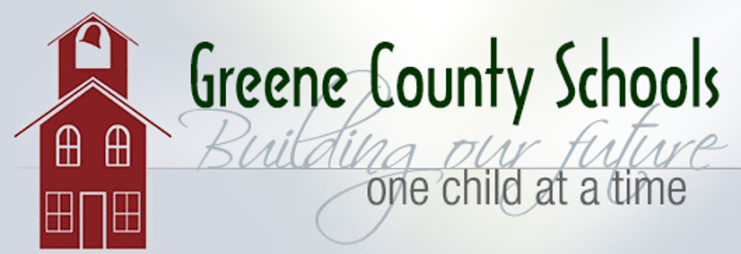 Greene County Schools logo