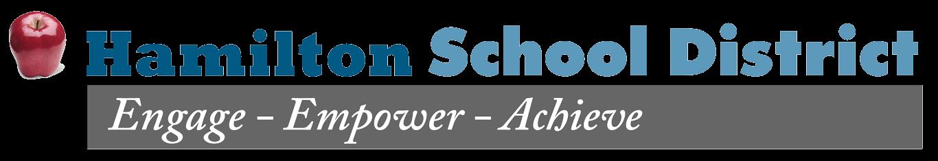Hamilton School District logo
