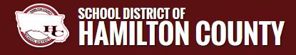 Hamilton County School District logo
