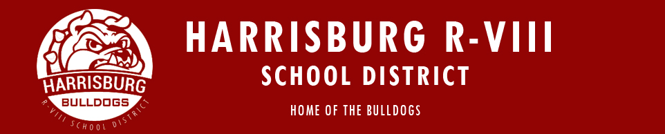Harrisburg R-VIII School District logo