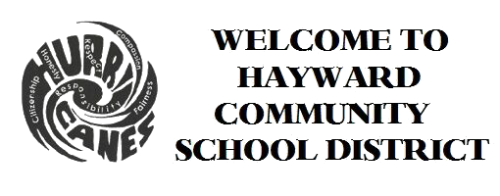 Hayward Community School District logo