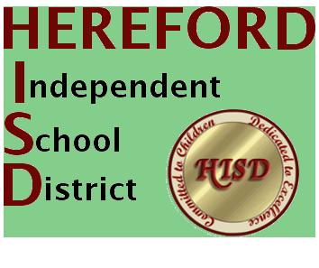 Hereford ISD logo