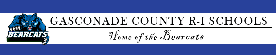Gasconade County R-I School District logo