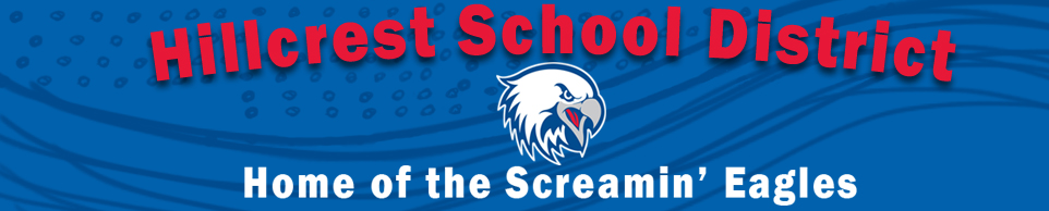 Hillcrest School District logo
