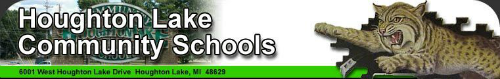 Houghton Lake Community Schools  logo