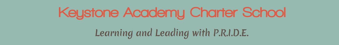 Keystone Academy Charter School logo