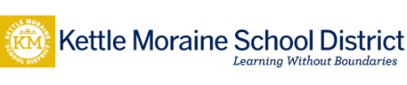 Kettle Moraine School District  logo