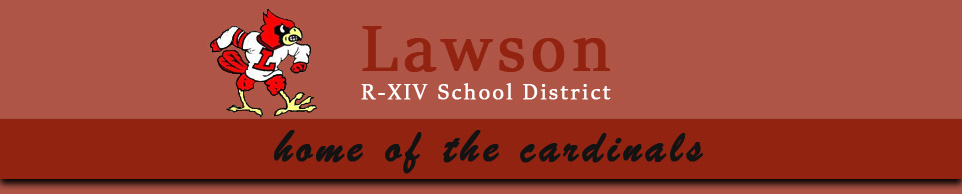 Lawson R-XIV School District logo