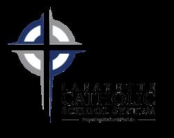Lafayette Catholic School System logo