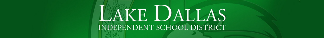 Lake Dallas ISD logo