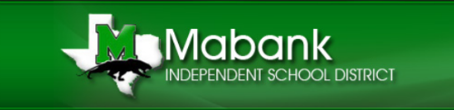 Mabank ISD logo