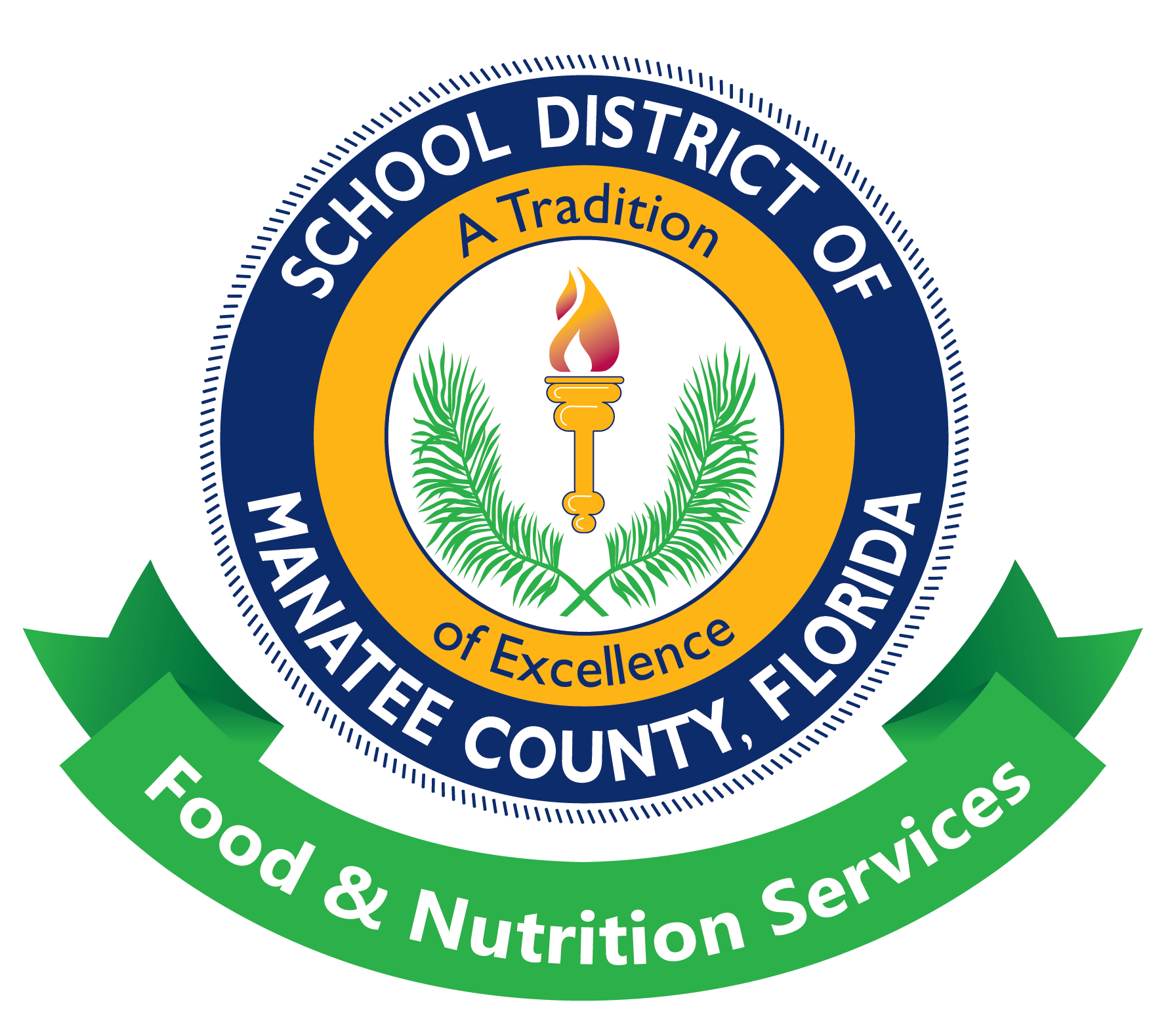 Manatee County School District logo