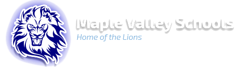 Maple Valley Schools logo