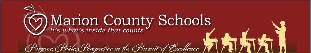 Marion County Schools logo