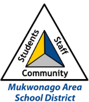 Mukwonago Area School District logo
