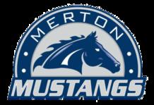 Merton Community School District logo