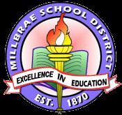 Millbrae School District logo