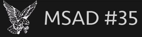 MSAD #35 logo